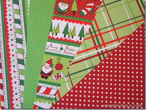 Merry and Bright 5 Papers