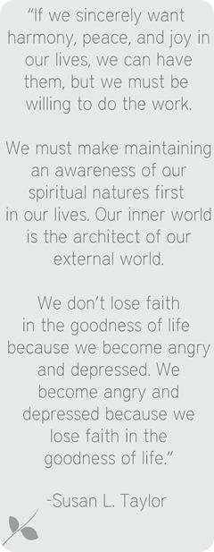 spiritual natures