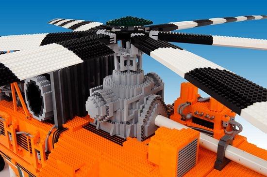 Helicóptero de Legos 03