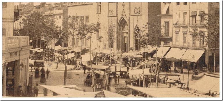 Mercado. 1888