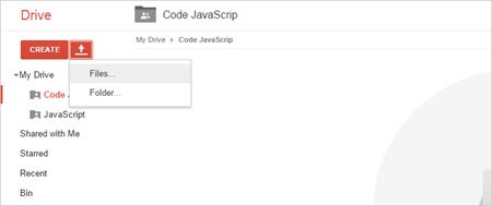 Cara Mudah Upload Code JavaScript di Google Drive 08