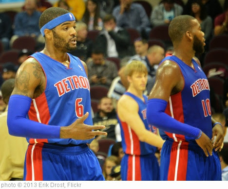 'Josh Smith and Greg Monroe' photo (c) 2013, Erik Drost - license: https://creativecommons.org/licenses/by/2.0/