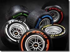 Gomme Pirelli 2013