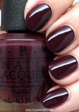 Image result for opi infinite shine raisin the bar