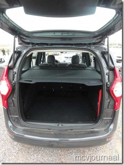 dacia Lodgy interieur 06