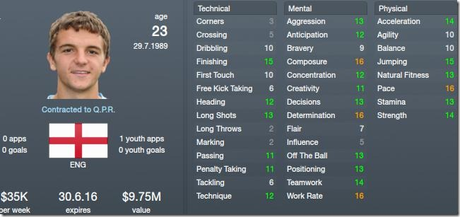 Jay Rodriguez in Football Manager 2012