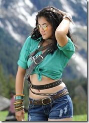 Telugu Actress Tapsee in Shadow Movie Stills