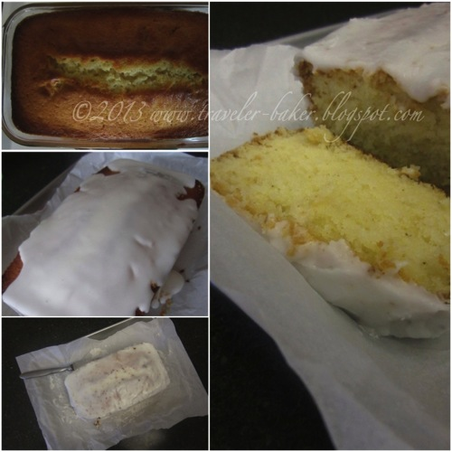 Lemon Pound Cake Fondente 2