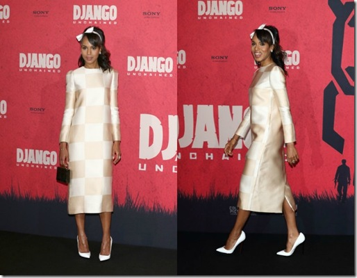 kerry-washington-berlin-photocall-louis-vuitton-checkered-print-dress-white-christian-louboutin-pumps-