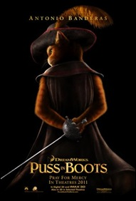 Puss in Boots - poster