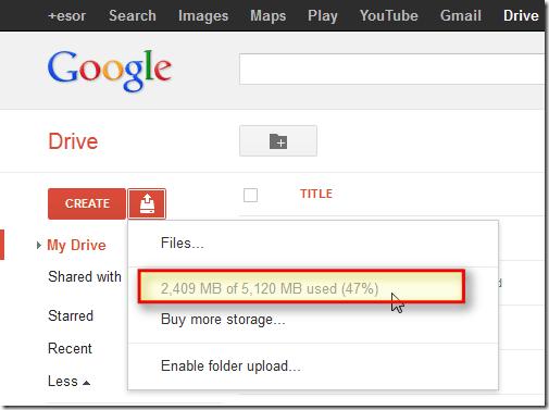 你清空 Google Drive 雲端硬碟裡會佔空間的垃圾桶了嗎?