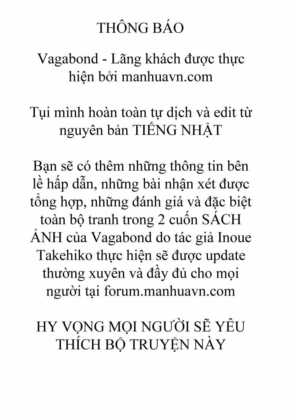 Vagabond - Lãng Khách Chap 11 - Truyen.Chap.VN