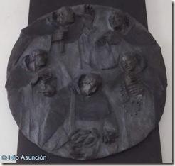 Monumento a los cinco dominicos asesinados en la Guerra Civil - Basílica de Atocha - Madrid