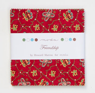 Friendship - Charm Pack