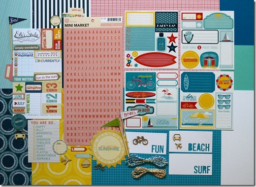 Scraptastic_Club_September_2012_Just_Beachy_Kit_Small_Pic_American_Crafts_Shoreline_October_Afternoon_Little_Yellow_Bicycle_Splash_My_Minds_Eye_The_Sweetest_Thing_Studio_Calico_Bazzill_8.17.12_grande
