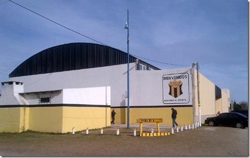 Polideportivo de Las Toninas