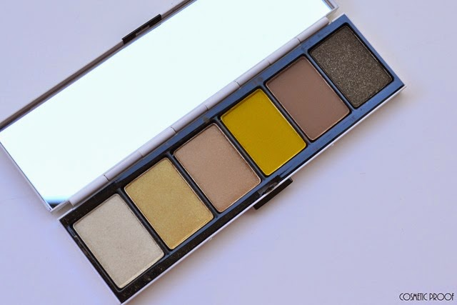 MAC Cosmetics Toledo Collection Bellgreens Eyeshadow Palette Review Swatches (3)