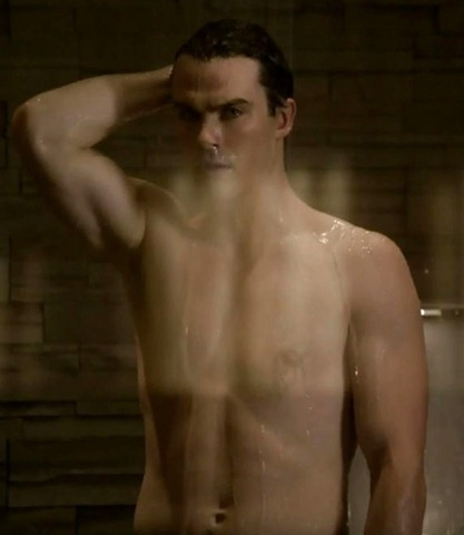 ian somerhalder shirtless vampire diaries