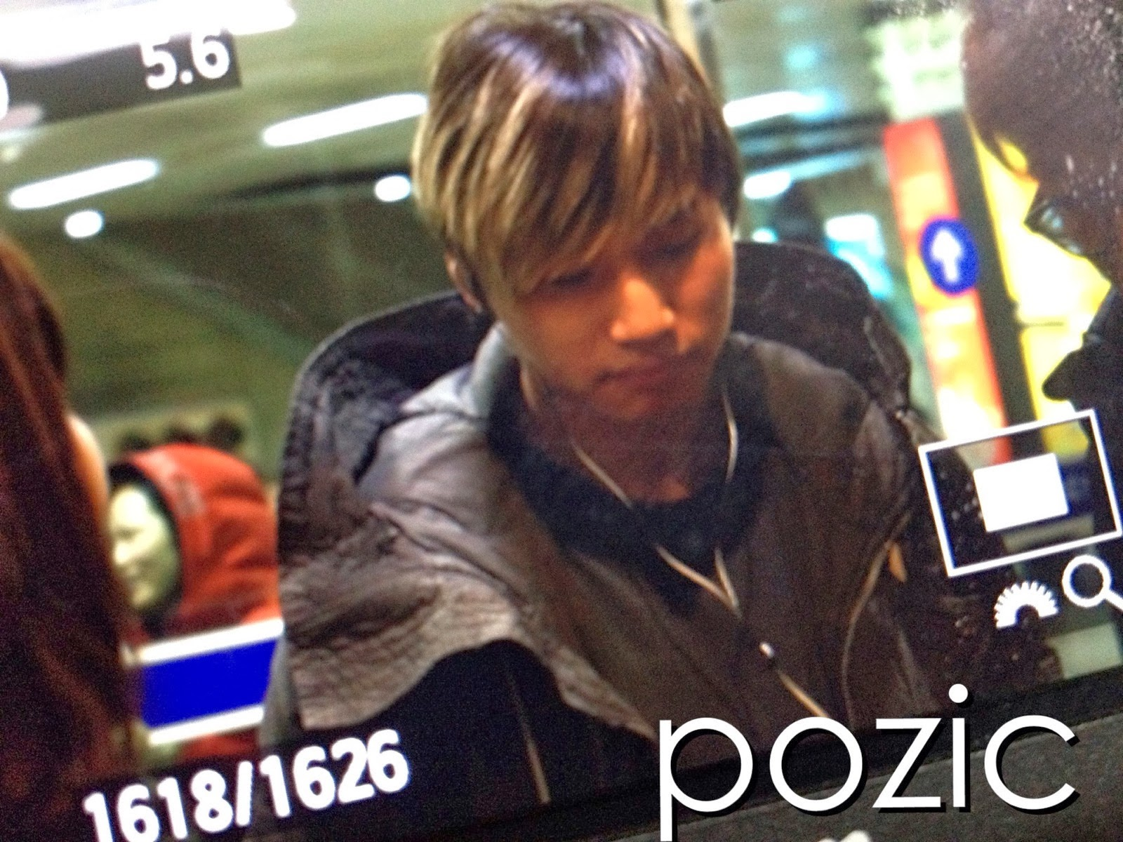 Big Bang - Gimpo Airport - 18nov2013 - Dae Sung - Fan - Pozic - 02.jpg