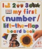 My First Lift the Flap Numbers Book