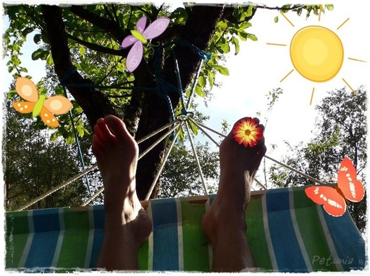 Sommerføtter