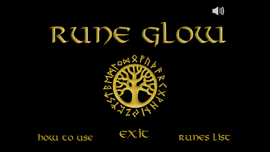 Rune Glow - screenshot