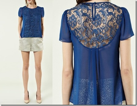 WH tops lace