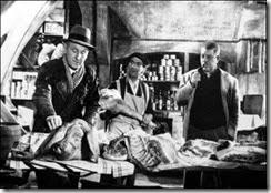 Bourvil, de Funès et Gabin dans la traversée de Paris