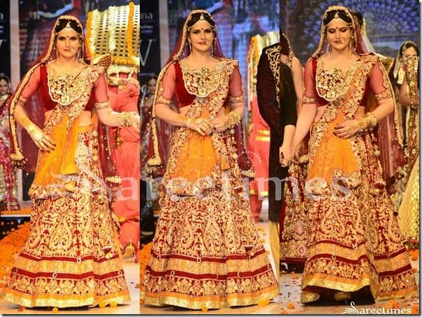 Zarine_Khan_Bridal_Half_Saree(1)