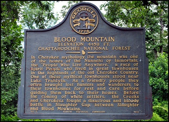 01 - Blood Mountain Sign