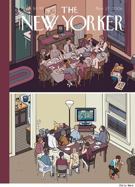 NewYorker-ThanksgivingPast&Present