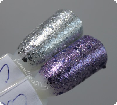 "Catrice ""luxury lacquers"" million brilliance ""the big bling theory"" + ""brightsmaid"""