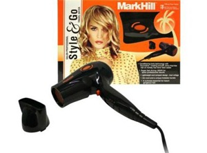 Style and Go Hair dryer