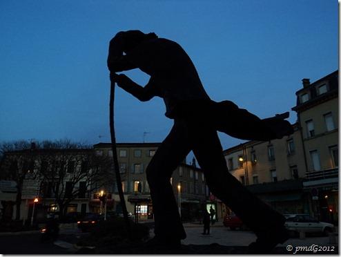 Sculpture à Castres