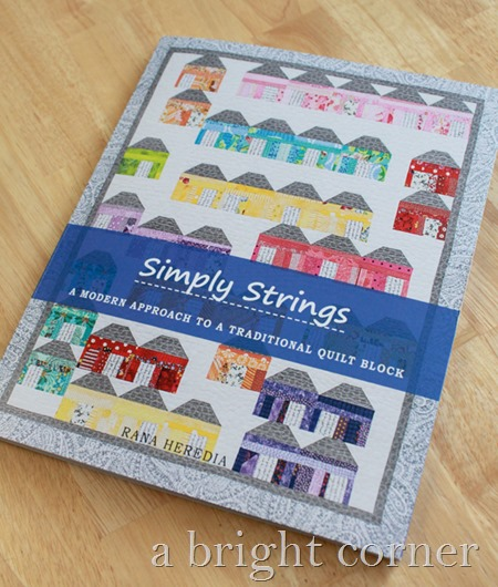 Simply Strings book