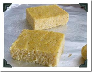 polenta squares