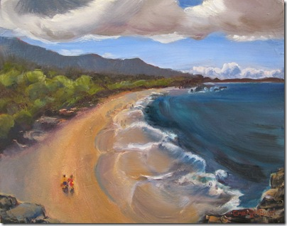 Big Beach on Maui