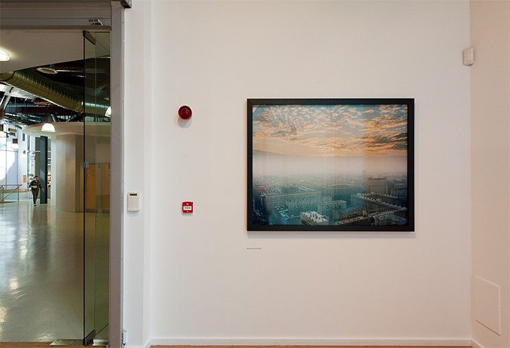 Mark Power at Impressions Gallery, Bradford, 2012
