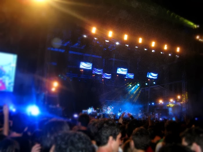 Show do Foo fighters