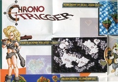 My scan of the Chrono Trigger map.