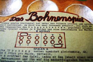 Bohnenspiel DDR Nachgemacht