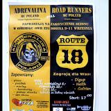 Adrenalina MC- Zakonczenie sezonu nad zalewem Sosina - 9.09.2011