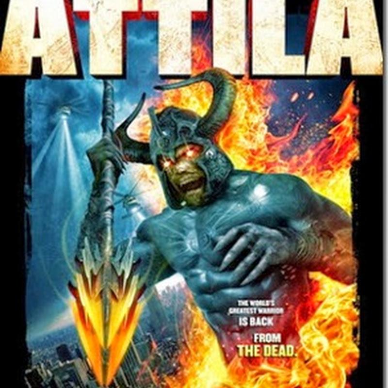 Attila คืนชีพกองทัพนักรบปีศาจ [HD]