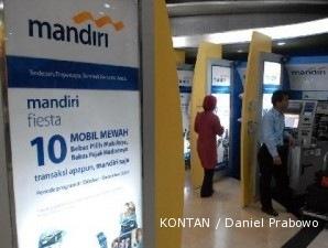 Bank Mandiri Siap Berekspansi di Tahun 2013.