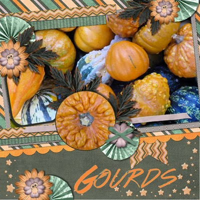 Romajo - P12-October - Gourds