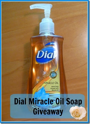 Dial Miracle Oil Soap Giveaway