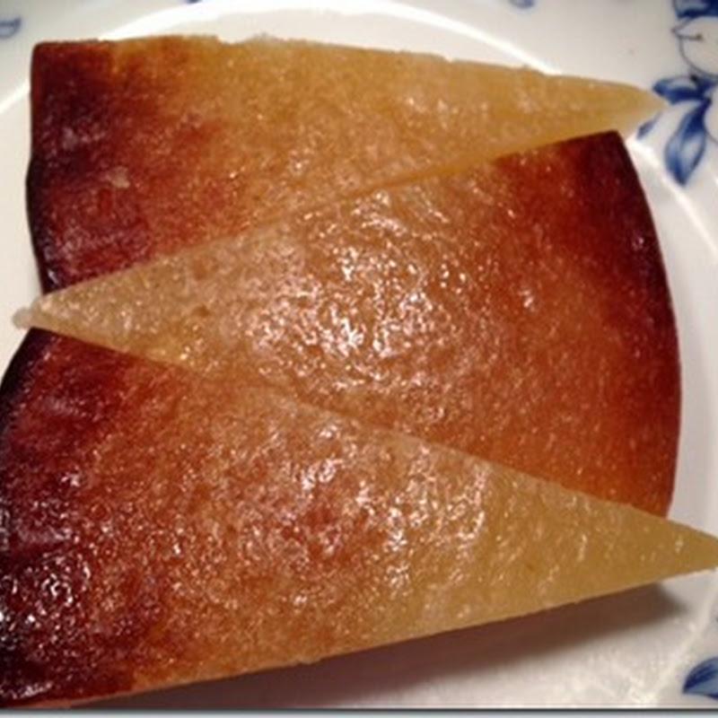 Bánh khoai mì nướng với dừa non - Kim