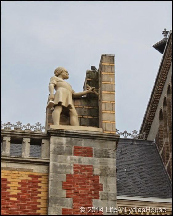 Rijks Museum details 3