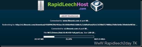 Rapidleech Server v3.45.Stable Release 17-1-2012 -133 Plugins Premium Accounts :fileserve, filesonic With all Options – Rar/Unrar, Movie Thumbnailer and more..