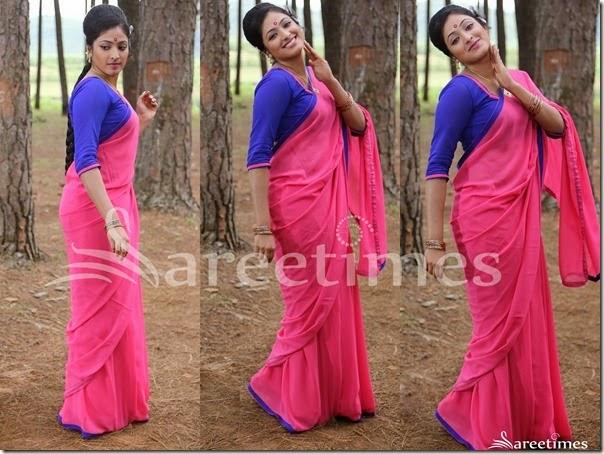 Hari_Priya_Pink_Saree